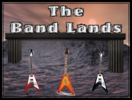 The Band Lands - Musician Management